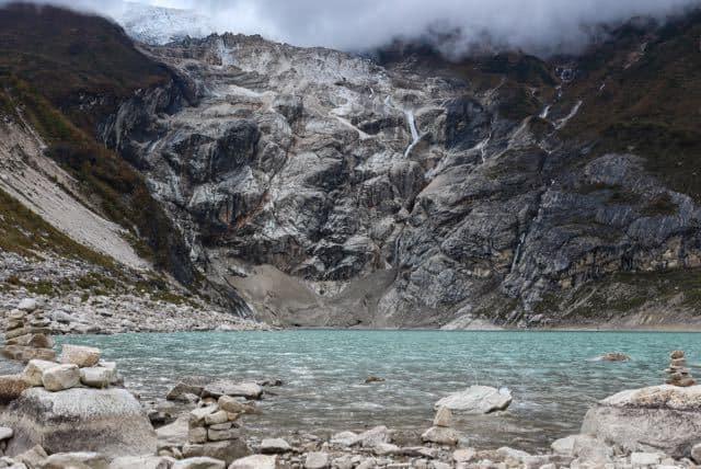 Glacier-Manaslu-Lake-Birendra-Tal
