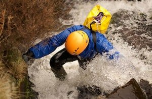 Gorge Walking Derbyshire