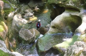 Gorge Walking Yorkshire