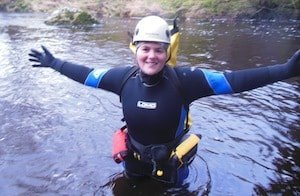 Gorge Walking near Harrogate