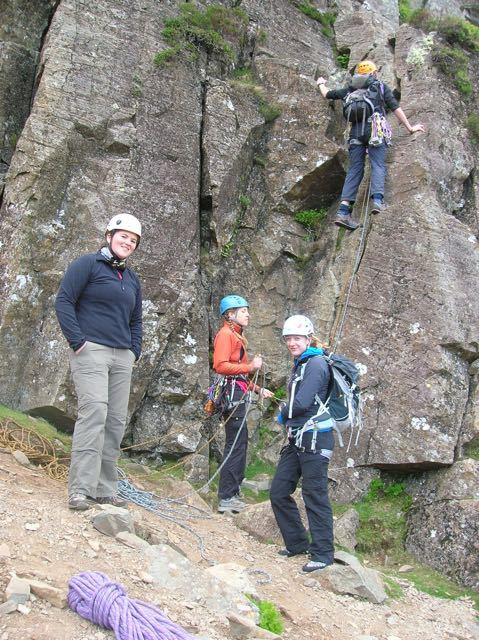 Group-Lead-Climbing-Training-Lake-District