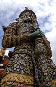 Guard-Grand-Palace-Bangkok