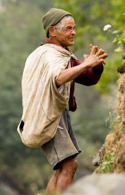 Gurung-Man-Gandruk