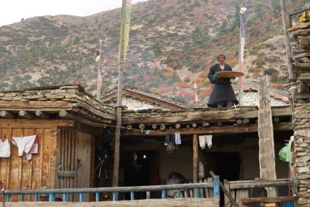Gurung-Village