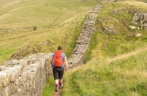 Hadrian's-wall-walking-challenge