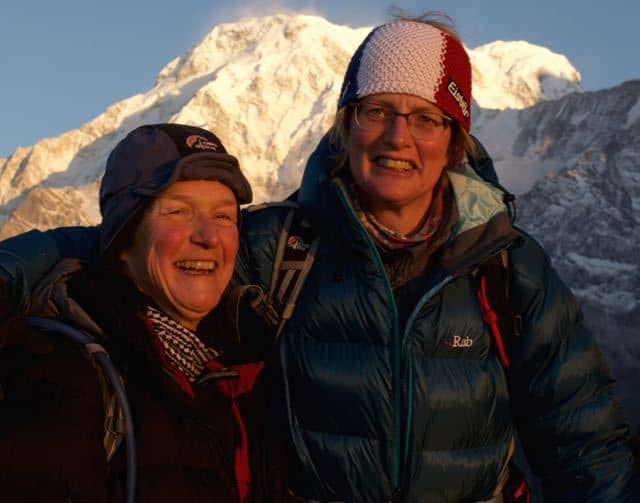 Happy-Ladies-Trekking-in-Nepal