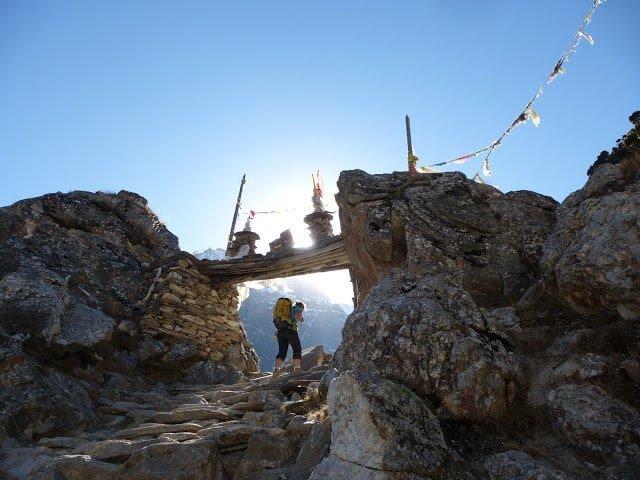 High Altitude Himalayan Trekking