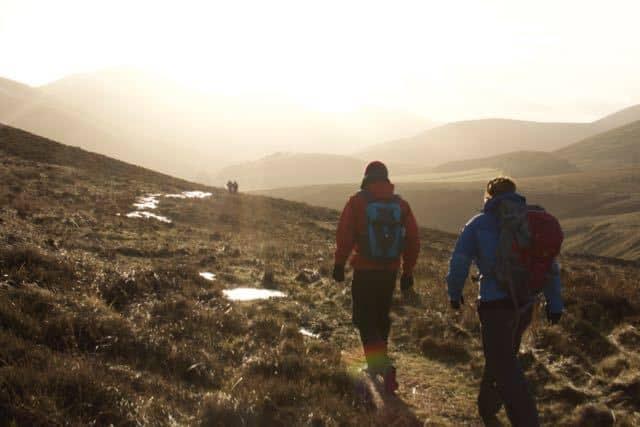 hiking-up-ben-nevis