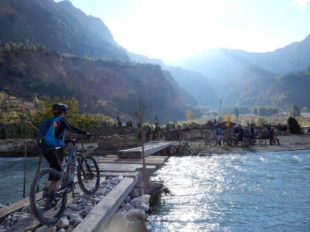 Himalayan-Biking