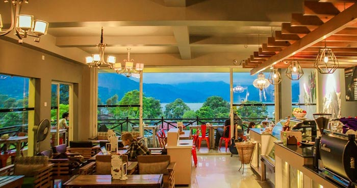 Himalayan Java Coffee house best cafes in Pokhara