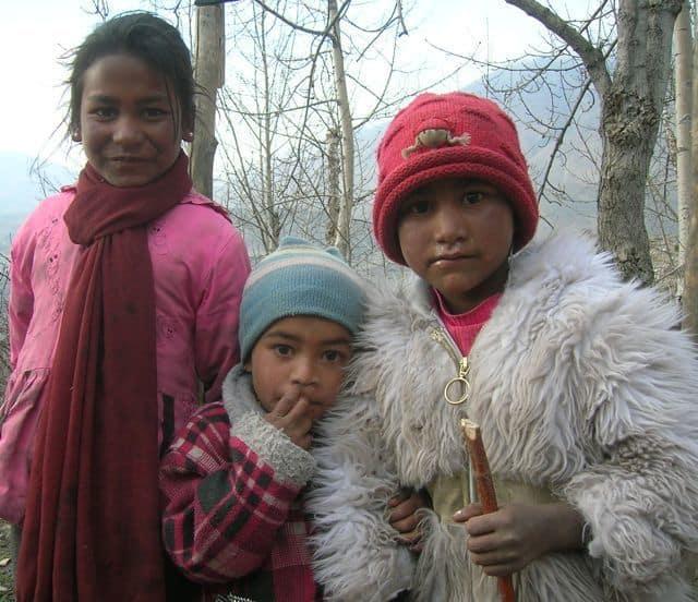 Himalayan_children_5