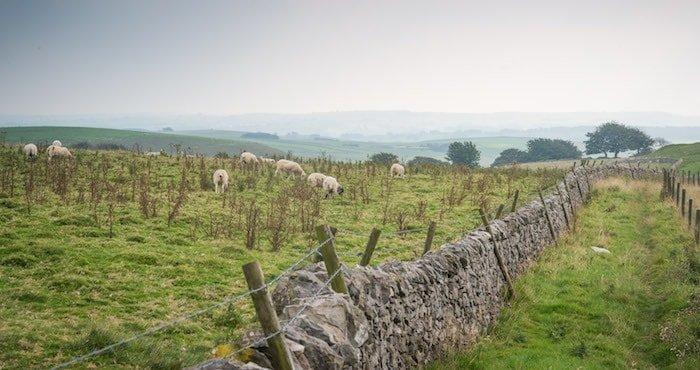 Hope Valley near Castleton