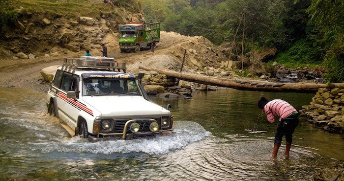 4x4 adventure holiday Nepal