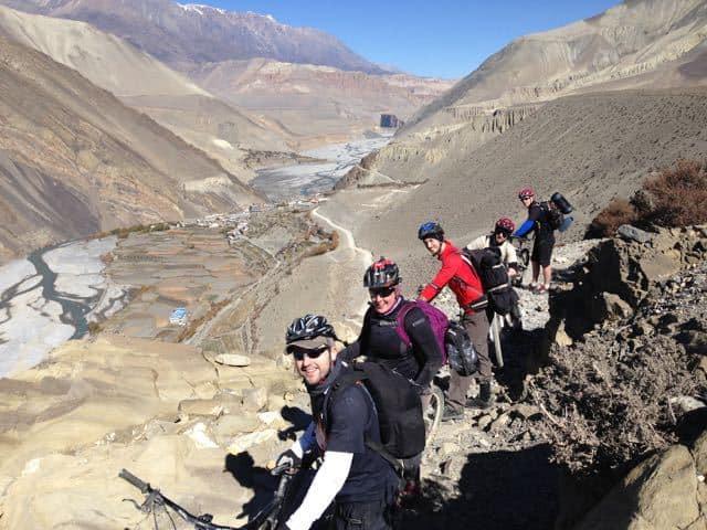 Jomsom-Muktinath-Bike-Trip
