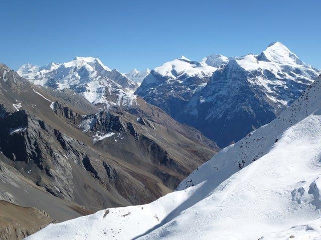Kang La Pass - Naar Phu Trek