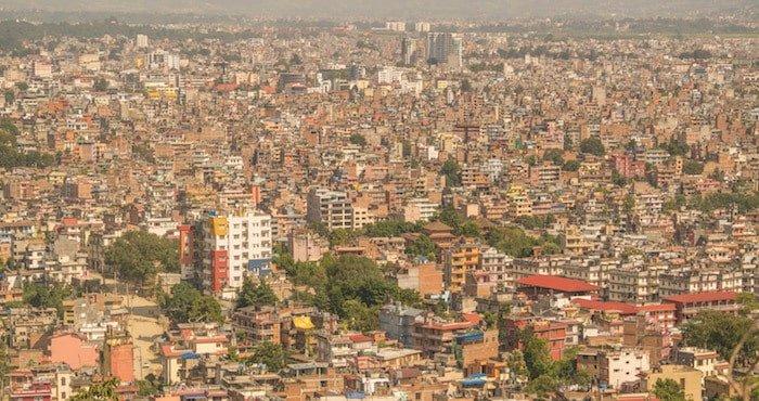 Kathmandu-City-Daytime
