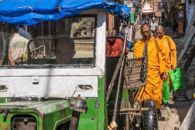 Monk Kathmandu