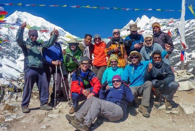 Langtang-Trek-Group-Tserko-Summit