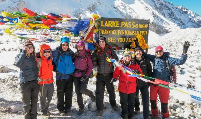 Larkya-Pass-Charity-Trekking-Group
