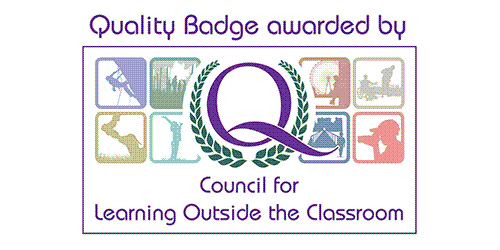 Learning Outside the Classroom badge