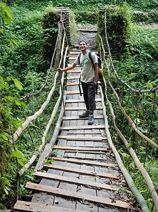 Little-Wooden-Suspension-Bridge-Nepal