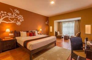 luxury hotel room Nepal