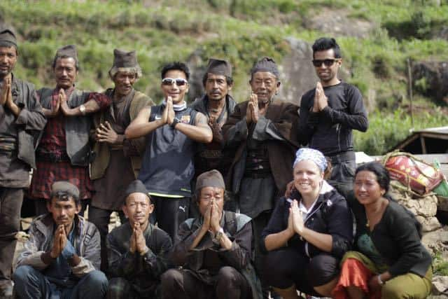 Nepalese Peaople