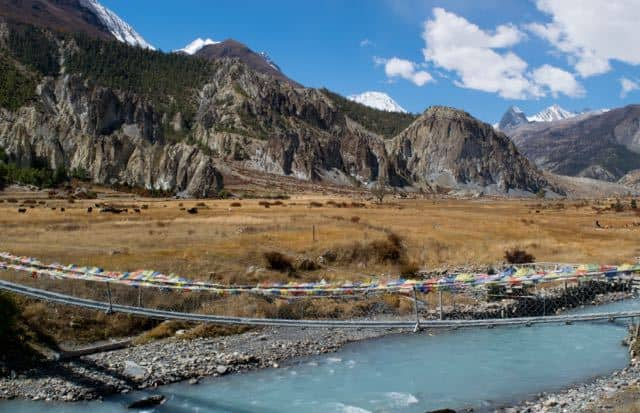 Manang-Annapurna-Region