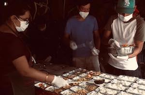Charity-Work-Feeding-Homeless