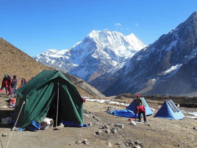 Mess-Tent-Makalu-Camping