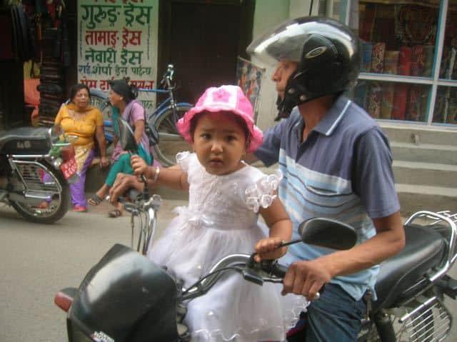 motorcycle-man-kathmandu