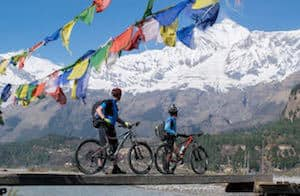 Nepal Cycling Holiday