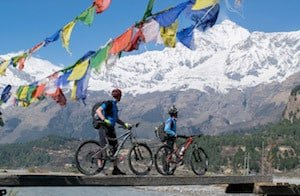 Mountain Bike Nepal