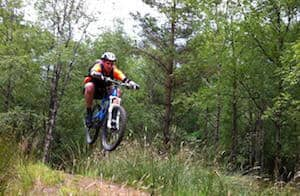 Mountain Bike instructor