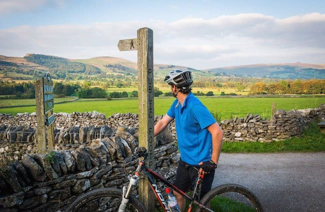 Derbyshire Mountain Biking