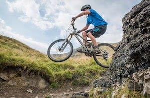 Mountain biking Yorkshire