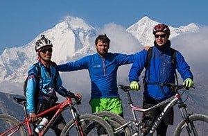 Biking Holiday in the Himalaya