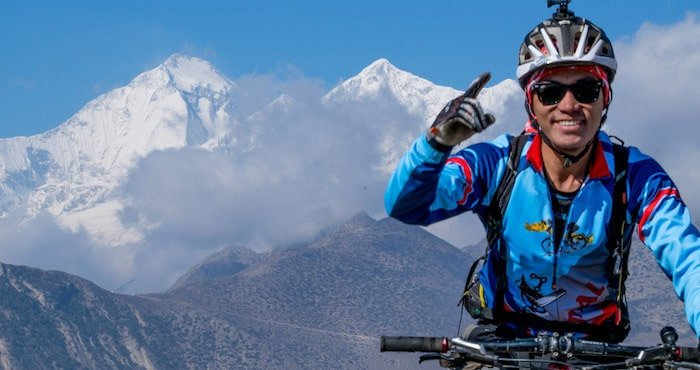 Mountain Bike Holiday Nepal