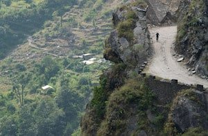 Nepalese Road