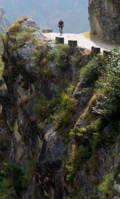 Mountain-Biking-From-Muktinath