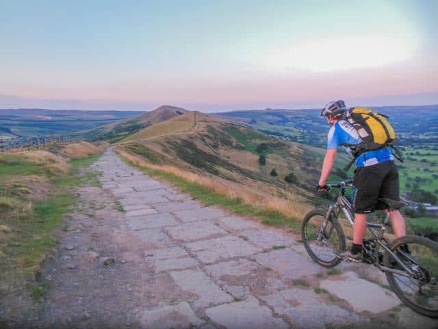Mountain-Biking-Mam-Tor