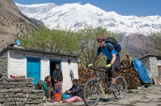 Mountain-Biking-Nepal