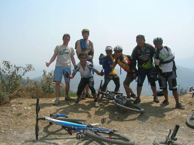 Mountain-Biking-Pokhara