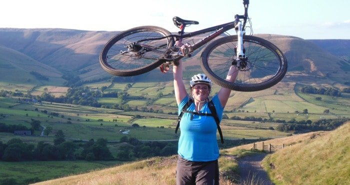 4daf4016509 Mountain Bike Skills Courses, Guided Rides - Derbyshire