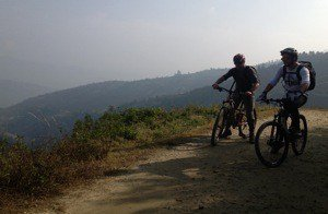 Mountain Biking in the Nepalese Mountains