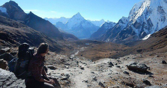 Cho-La-Everest-Trek