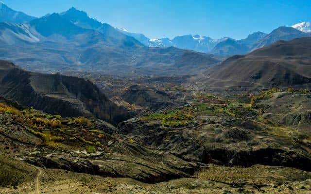 Muktinath-Nepal