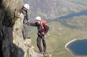 Mulit-Pitch-Climbing-North-Wales