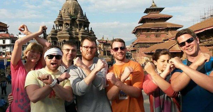 Nepal Multi Activity Tour