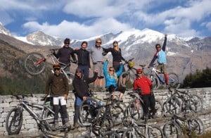 cycle nepal